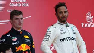 Lewis Hamilton attempts to end row with Max Verstappen after clash in Bahrain