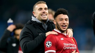 Oxlade-Chamberlain believes Liverpool can beat any side after securing their place in the Champions League semis