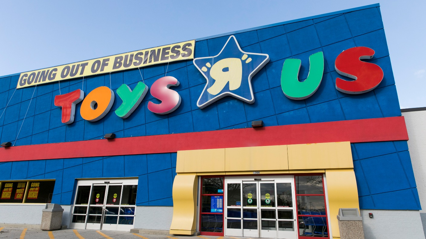 Final Toys R Us Stores To Close By April 24th Anglia