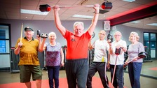 OAP Bootcamp will be on ITV on 12th April at 7:30pm