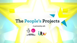 The People's Projects in the Anglia region 2018