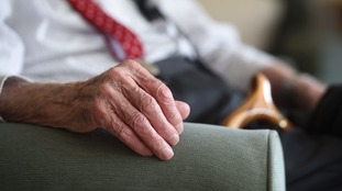 Helpline supporting lonely elderly people received record number of calls