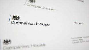 The Health Secretary failed to declare a business interest with Companies House.