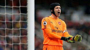 Arsenal's Petr Cech believes if his side were to win the Europa League it would be a sign of progression for the club