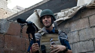 American journalist James Foley was beheaded in Syria in 2014.
