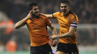 Wolves on the verge of promotion to the Premier League