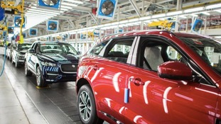 Jaguar Land Rover to cut 1,000 jobs at Solihull plant