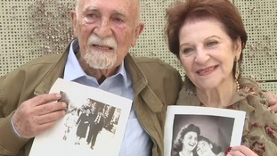 'You didn't know that I jumped off the train?' - Holocaust survivors in emotional reunion after 76 years