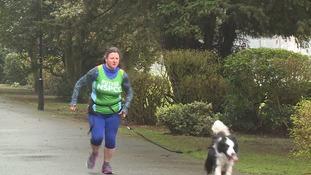 Child abuse survivor running London marathon to help raise money for NSPCC