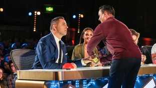 Britain's Got Talent fans welcome Ant McPartlin's appearance on top TV talent show