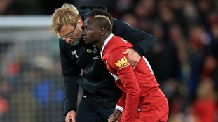 Mane has revealed Klopp's motivational methods in their pursuit of a top-four spot and Champions League glory