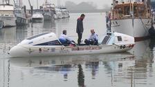 Meet the Grandads preparing to row the Atlantic