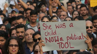 Sexual violence has plagued Indian society in recent years.
