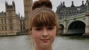 Viktorija Sokolova, 14, was found dead in a park with a head injury.