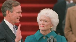 Former first lady Barbara Bush to end medical treatment amid 'failing health'