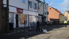 Cash machine stolen in ram-raid at West Norfolk store