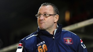 Former Carlisle United manager diagnosed with prostate cancer