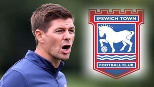 Steven Gerrard has been linked with the Ipswich Town job.