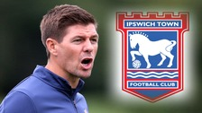 Steven Gerrard has been linked with the Ipswich Town job.