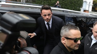 TV presenter Ant McPartlin fined £86,000 after driving more than twice the legal alcohol limit