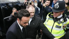 Ant McPartlin has pleaded guilty to drink driving.