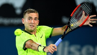 Great Britain's Dan Evans will return to Tennis after finishing one-year drug ban