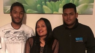Bishop of Leicester will deliver funeral service for mother and two sons killed in shop explosion