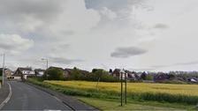 Harty Road in Haydock