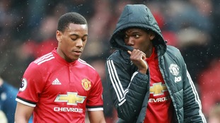 Football transfer rumours: Manchester United willing to let four leave Old Trafford including Paul Pogba