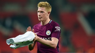 Kevin De Bruyne insists he wants to win more silverware under Pep Guardiola at Manchester City
