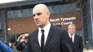 Former Manchester United star Darron Gibson pleads guilty to drink drive charge