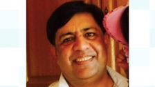 Mohammed Amin, 49, from Bolton died in a collision on the M60