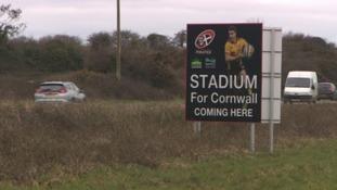 stadium site