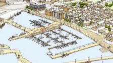 Details of £55million regeneration scheme for Whitehaven unveiled
