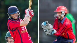 Jersey pair join MCC Young Cricketers programme