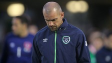 Republic of Ireland footballer Darron Gibson