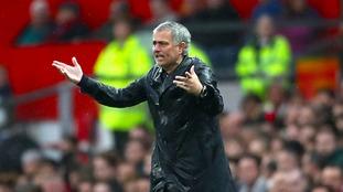Manchester United battling for top-four spot, never mind second - Jose Mourinho