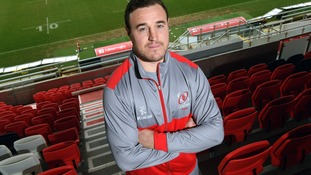 Ulster Rugby's Rob Herring