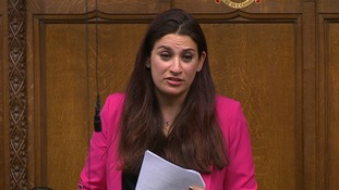 'Denial is no good' - MP Luciana Berger's stirring anti-Semitism speech gets applause in the Commons