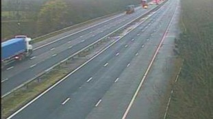 CCTV picture of M4