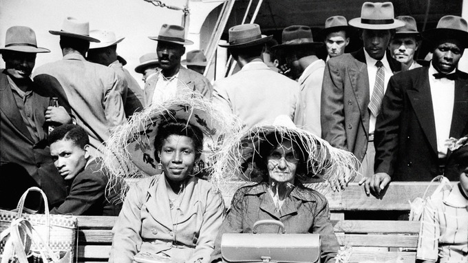 The Windrush Generation Arrived In The Uk After World War Ii