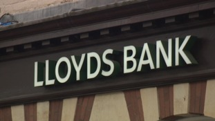 Lloyds front