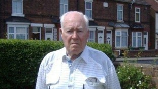 92-year-old William Davis was found collapsed at his home in Willenhall.