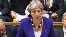 May claims Labour ordered destruction of Windrush papers