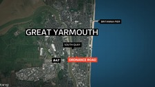 Man stabbed in 'targeted attack' in Great Yarmouth