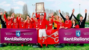 St Peter target more UK competition after Kent cup win