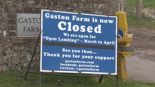 Gaston Farm forced to close