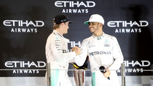 Nico Rosberg back Lewis Hamilton to come back strongly in F1 Championship