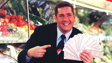 Presenter Dale Winton has died aged 62