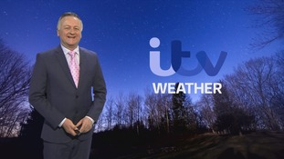 Late weather forecast with Jon Mitchell